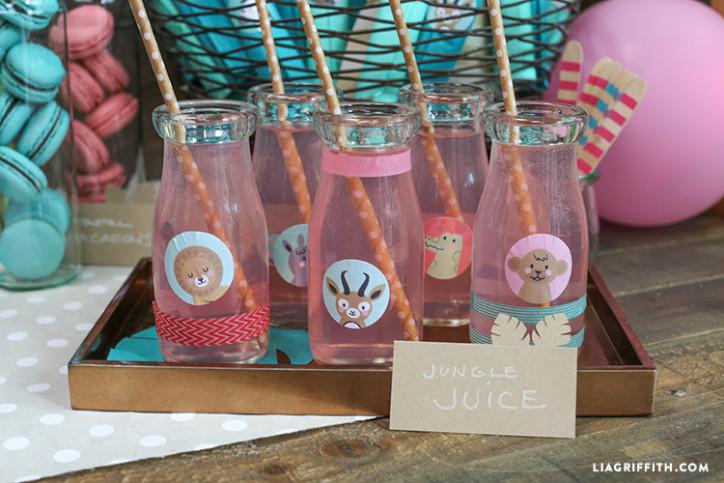Juice_Labels_Safari_Party