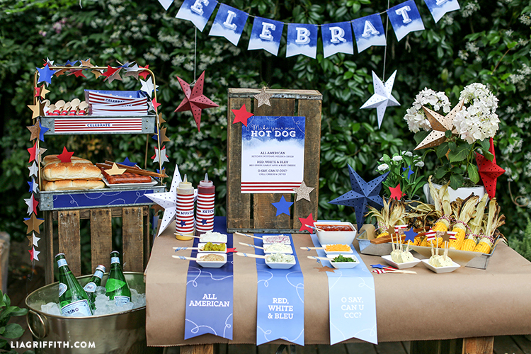 July_4_Hotdog_Bar_Celebration