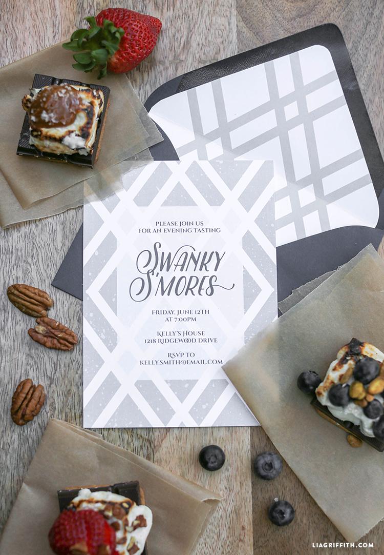 Printable_Invitation_Swanky_Smores