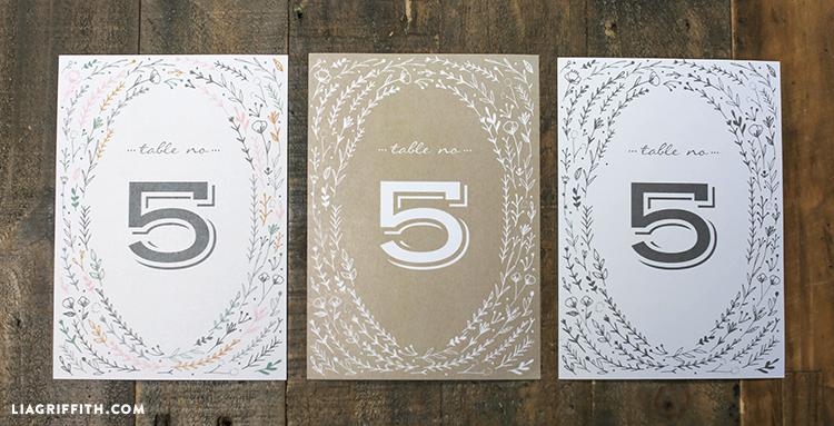 Rustic_Wildflower_Table_Numbers