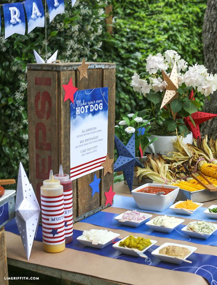 Signage_July_4_Hotdog_Bar