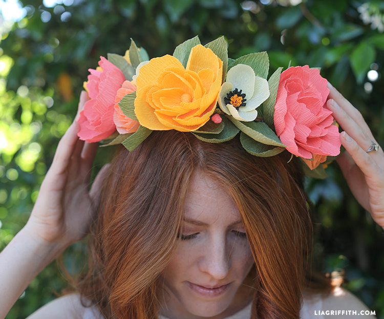 Summer_Crepe_Paper_Head_Wreath