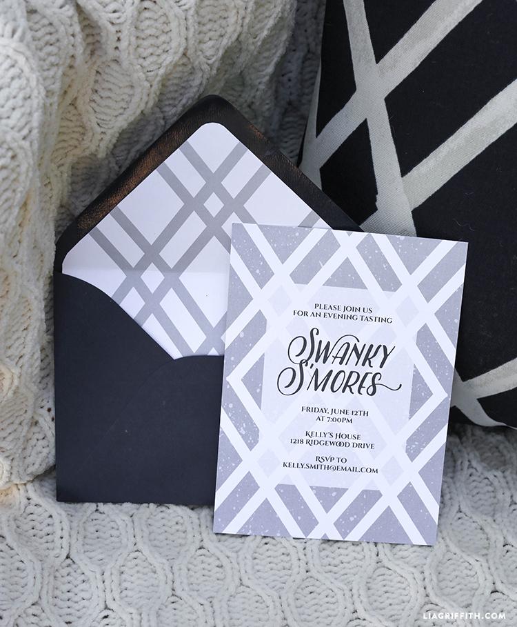 Swanky_Smores_Party_Invite