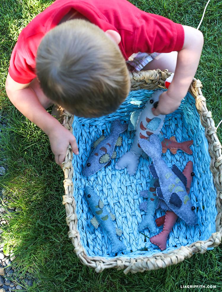 Kids_Felt_Fish_Game
