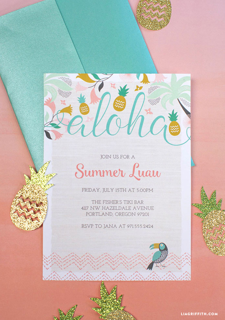 Party_Invitation_Luau_Pastels