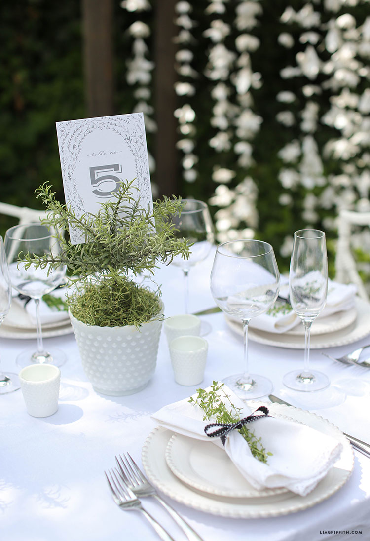 Wedding_Table_Number_Gray