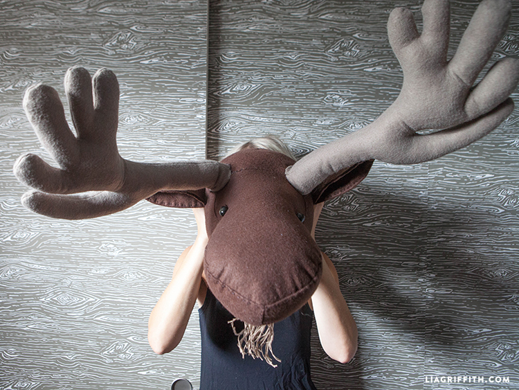 Felt_DIY_Moose_Head