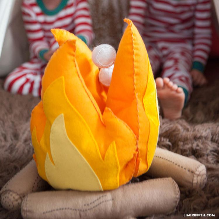 Kids Felt Toy DIY