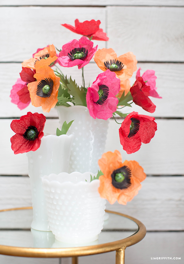 Tissue_Metallic_Paper_Poppies