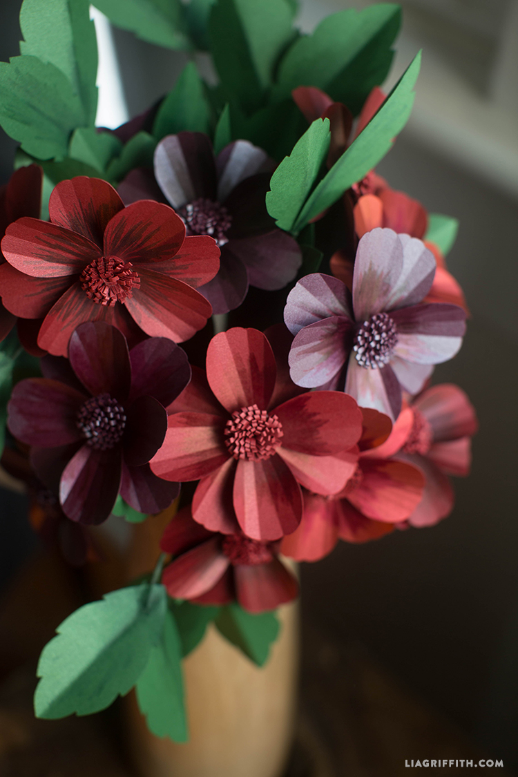 Cosmos_DIY_Paper_Flowers