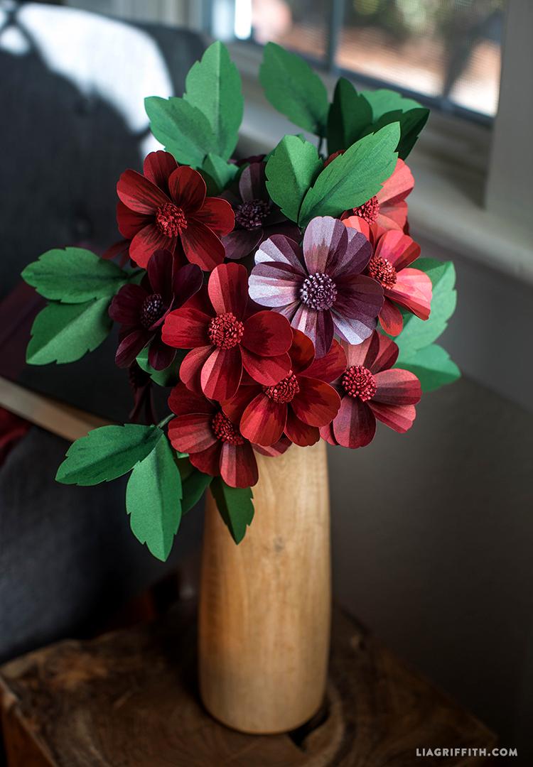 Cosmos_Flower_Paper_DIY