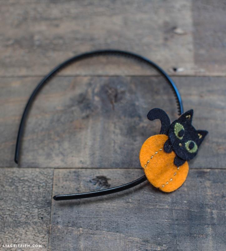 DIY_Halloween_Felt_Kitten_Headband