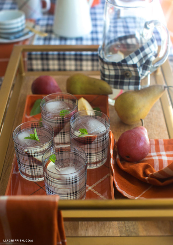 Plaid_Glasses_Fall_Styled_Shoot_Barcart_Napkins