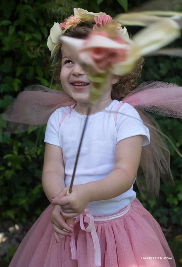 DIY Fairy Wand