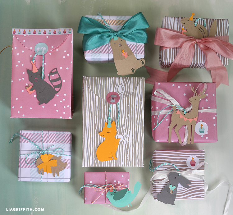 Woodland_Animal_Friends_Gift_Tags