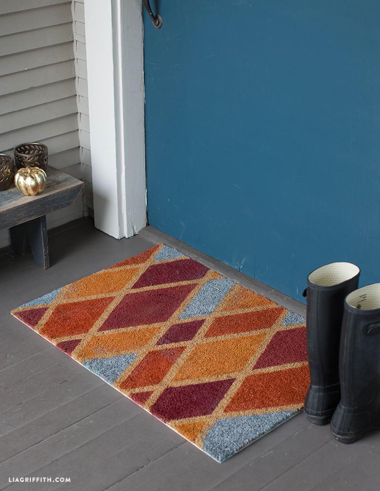 DIY_Painted_Fall_Doormat