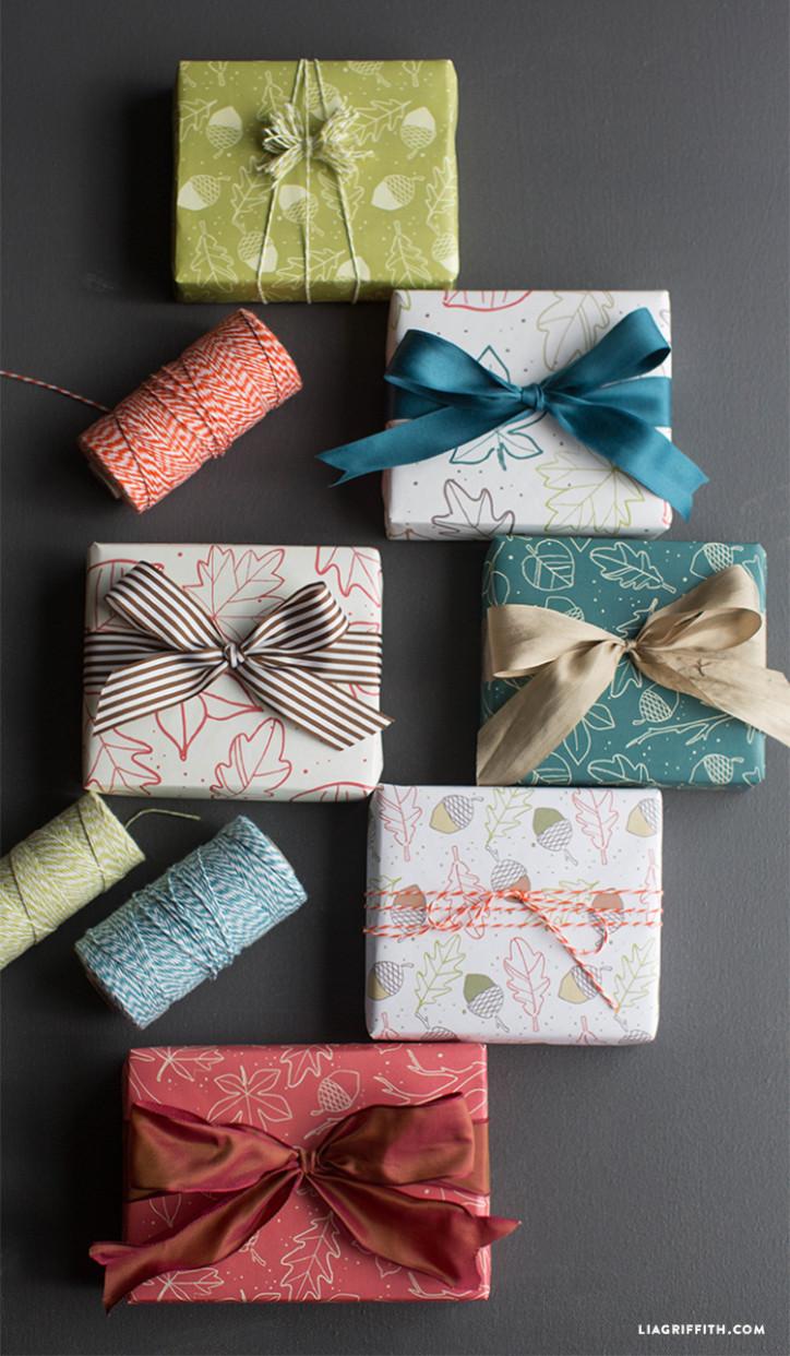 Fall_Printable_Gift_Wrap