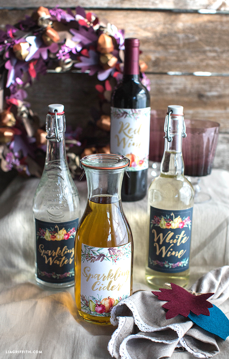 Fall_Thanksgiving_Wine_Cider_Labels
