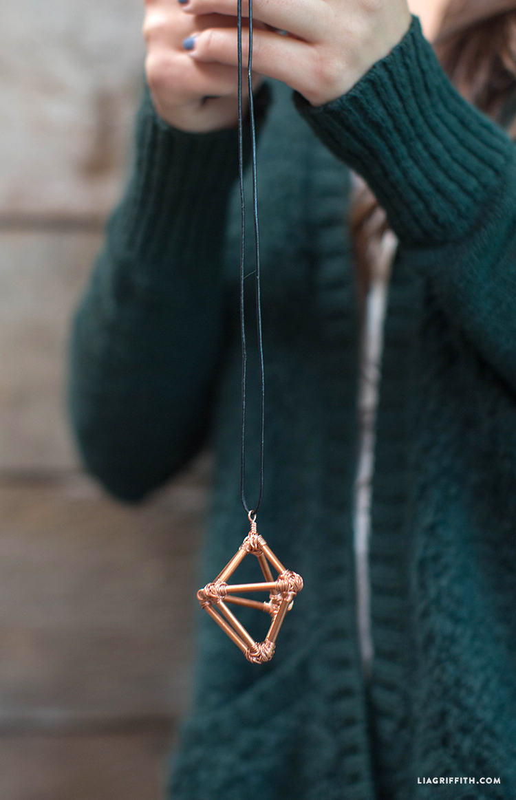 Geode_Copper_Tubing_Jewelry_Necklace_DIY