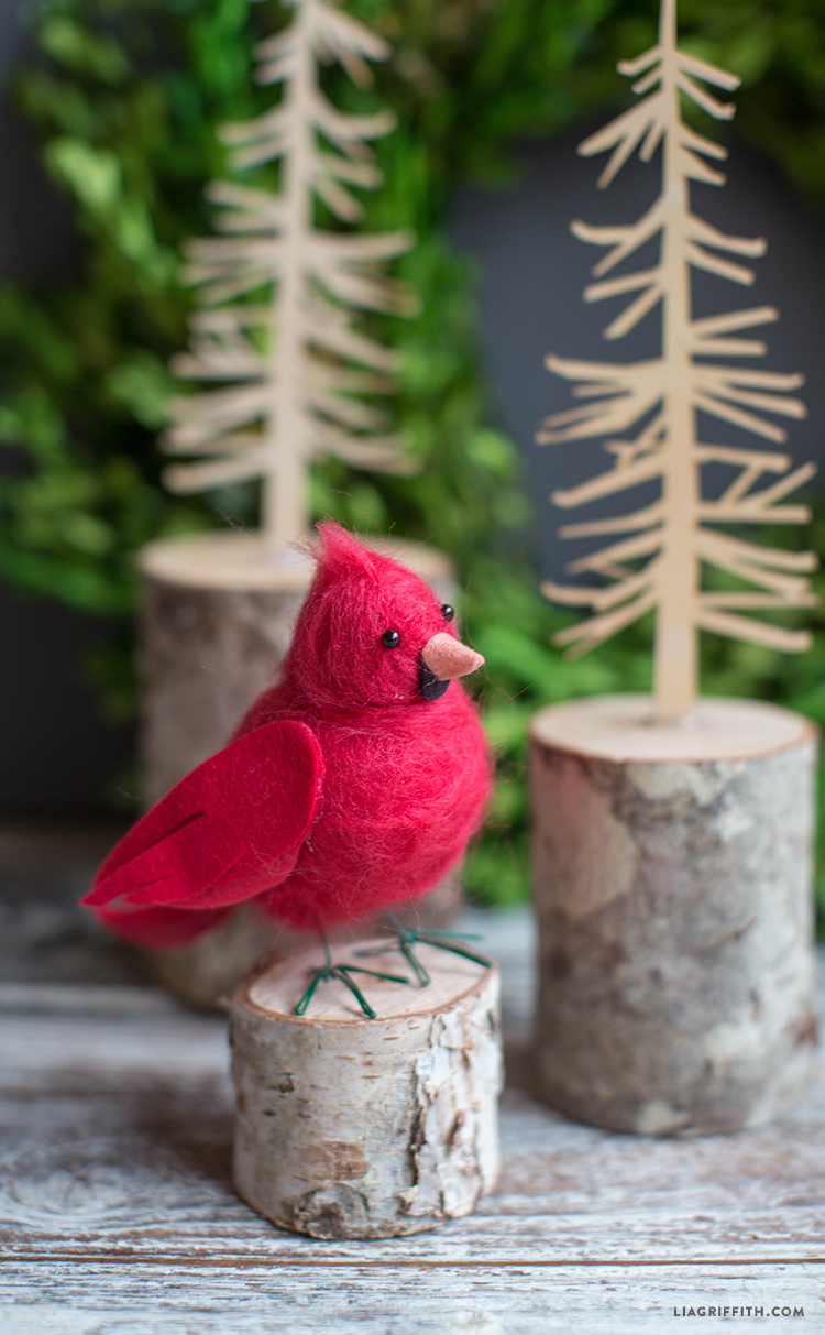 Felted_Wool_Red_Cardinal