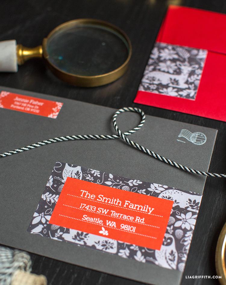 Label_Holiday_Mailing_Envelope