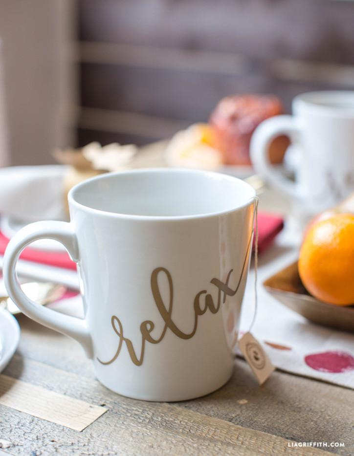 Relax Tea Mug