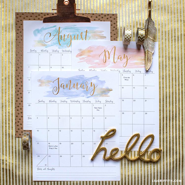 2016_Calendar_TN