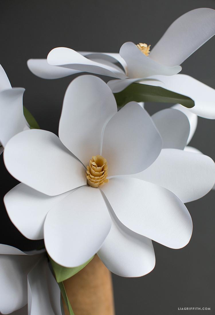 DIY_Magnolia_Paper_Flower
