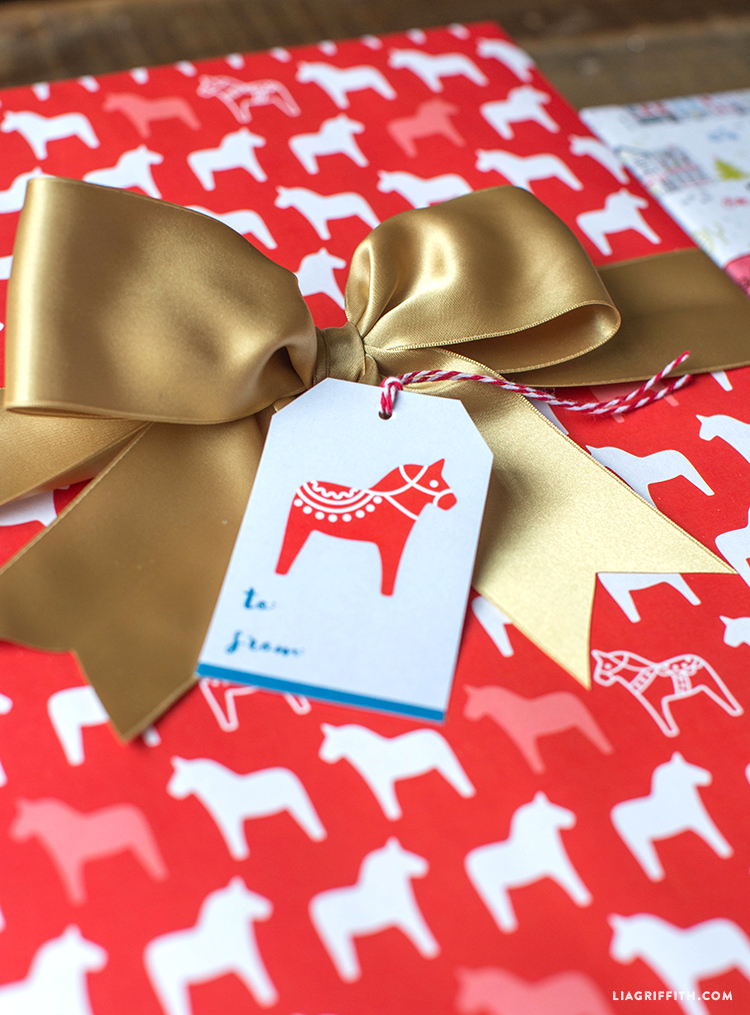 Dala_Horse_Printable_Gift_Tag