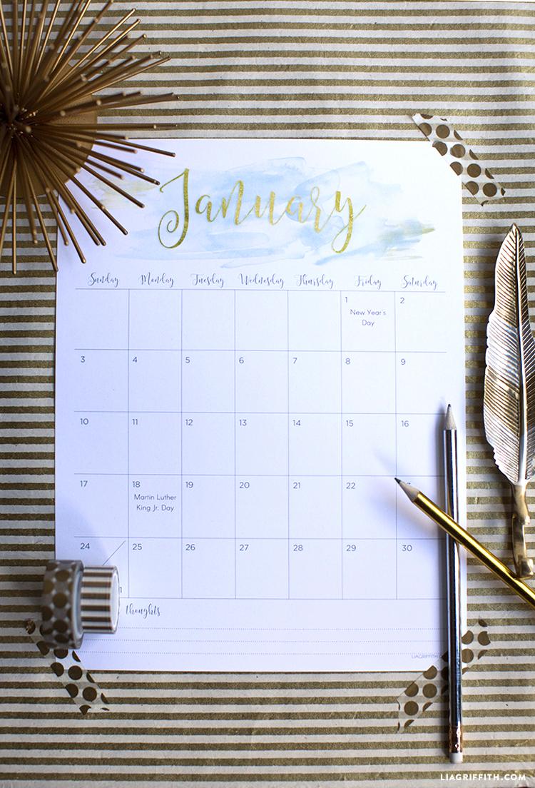 January_Printable_Calendar
