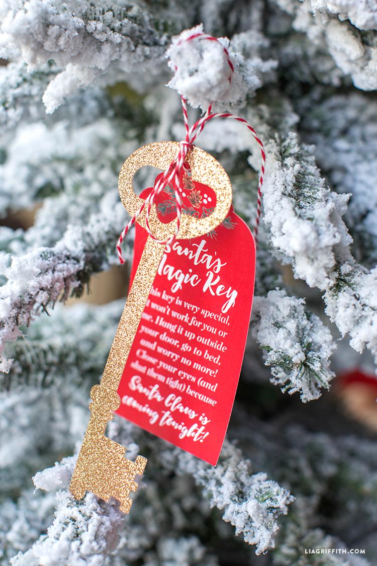 Magic_Key_Santa_Tag