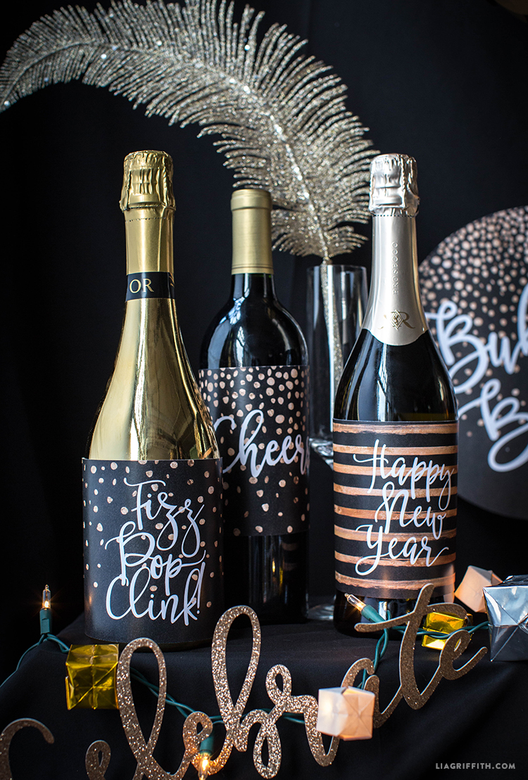 Printable_Champagne_Labels