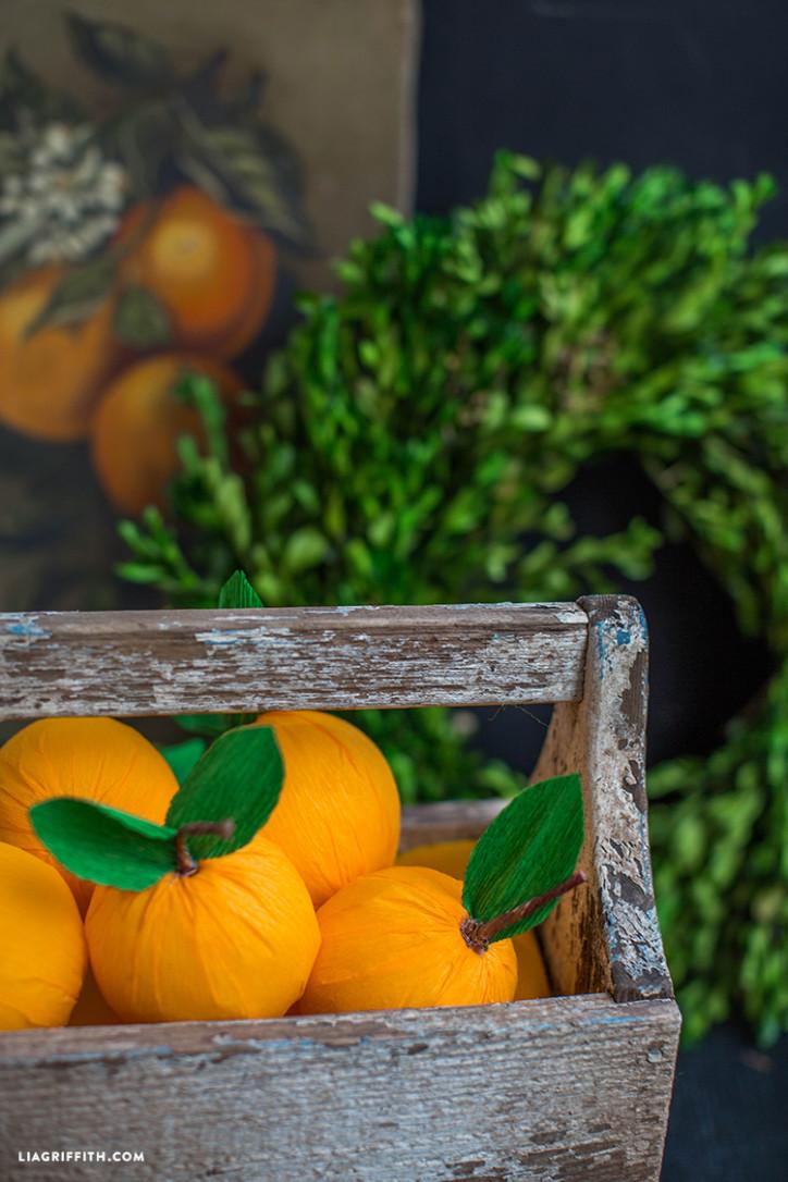 Paper_Clementine_Fruit