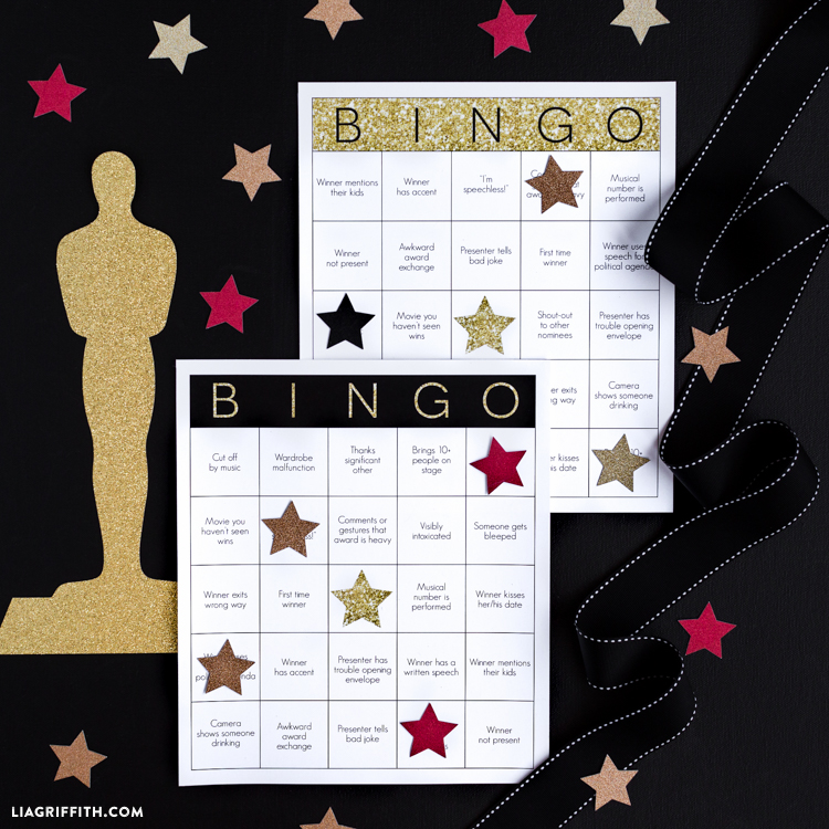 Oscar Bingo