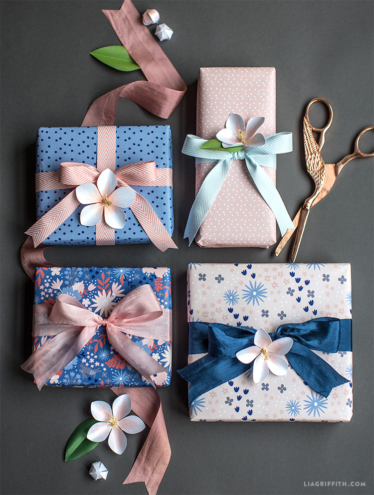 Spring Gift Wrap