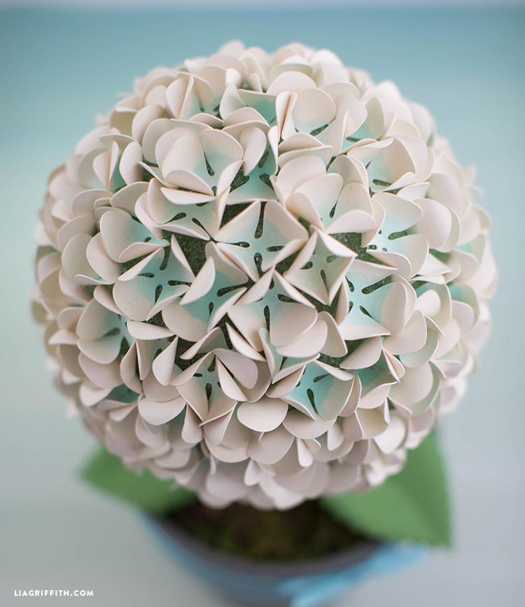 topiary centerpiece