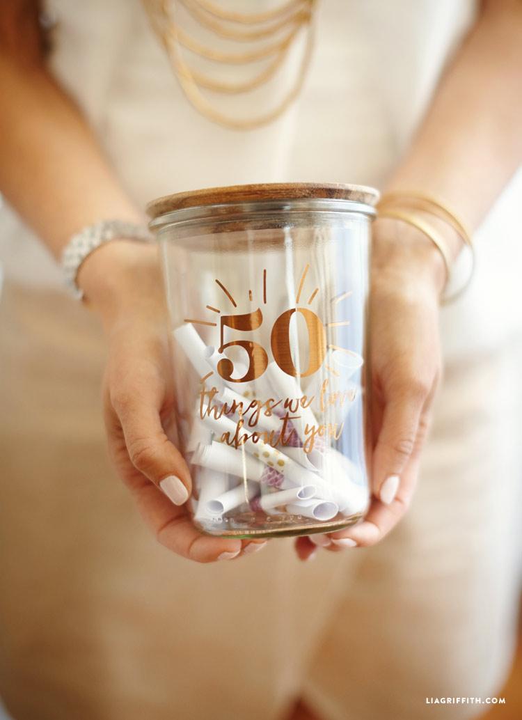 Things We Love Jar