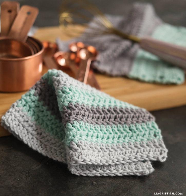 DIY Dishcloths