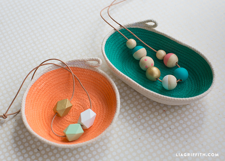 Handmade Mini Bowls