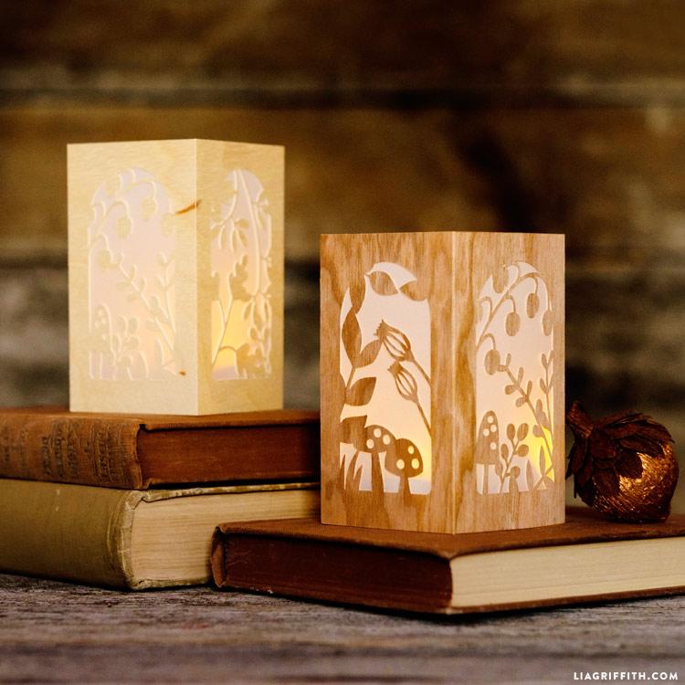 Woodland Lanterns