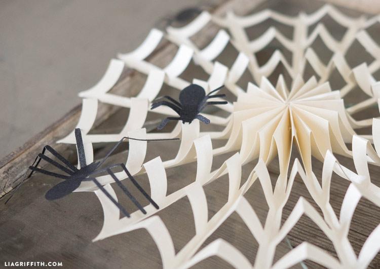 Spider Web Decorations