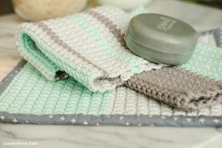 DIY Washcloths