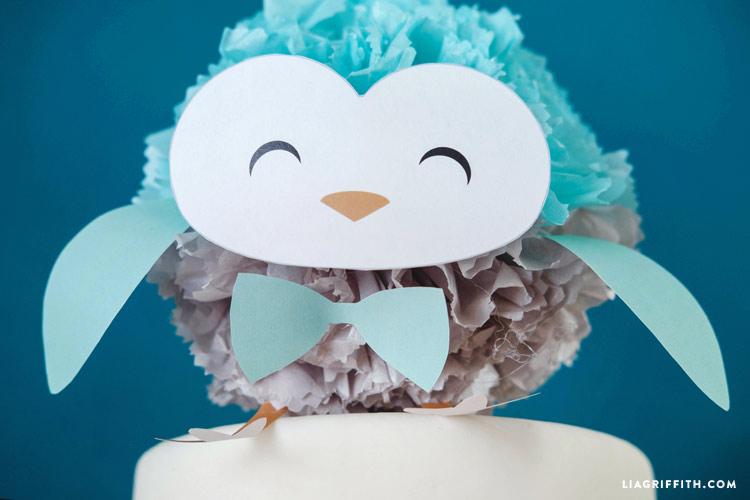 Pom Pom Owls