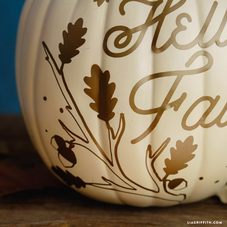 Hello Fall Vinyl