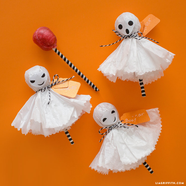 Halloween Treat Pals