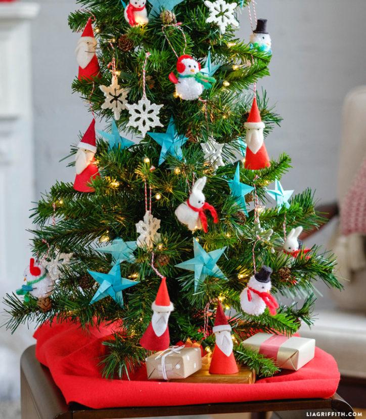 kids christmas tree ideas