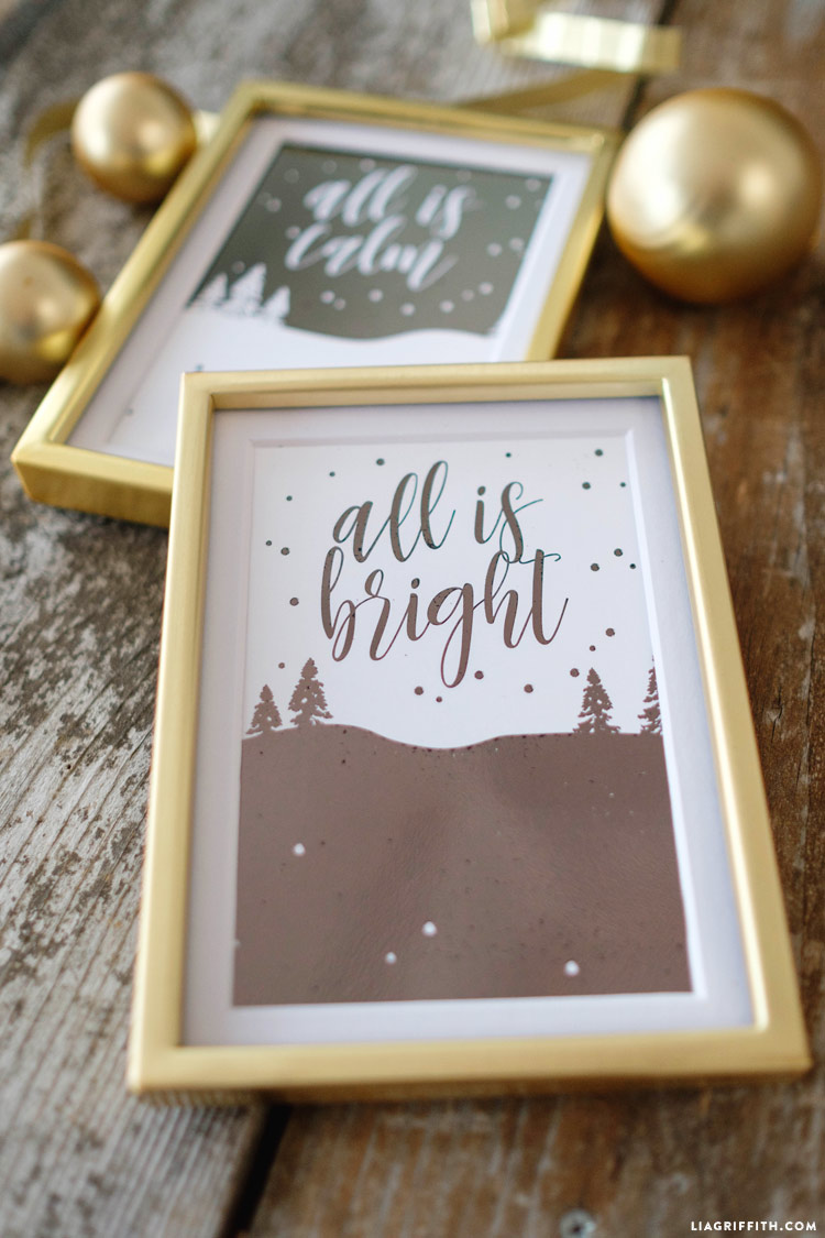 Christmas Printable Art