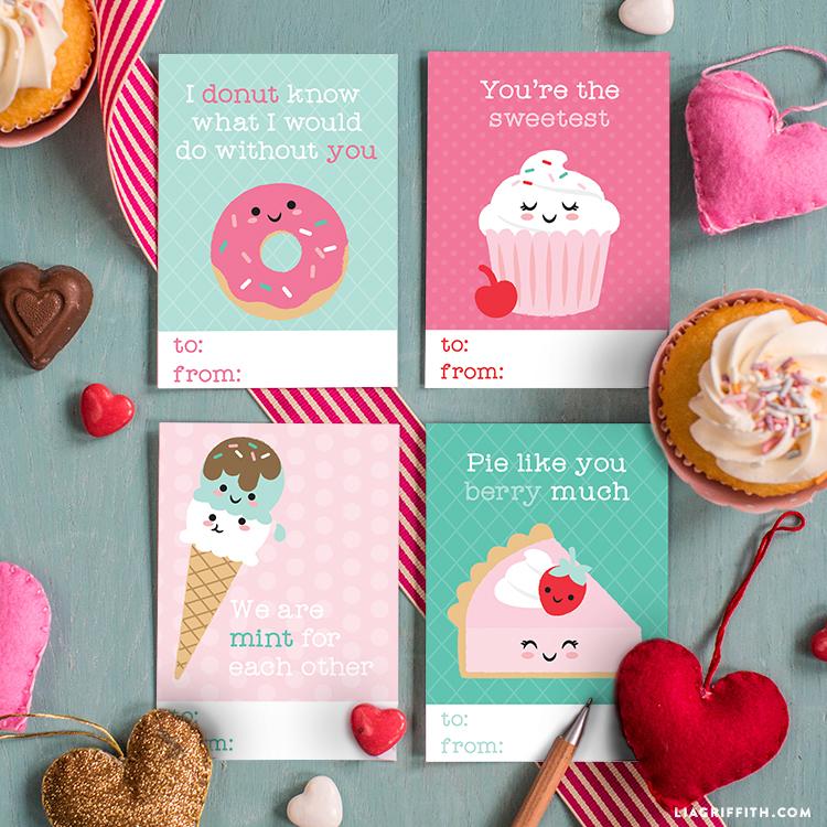 Kid's Valentine's Day Cards