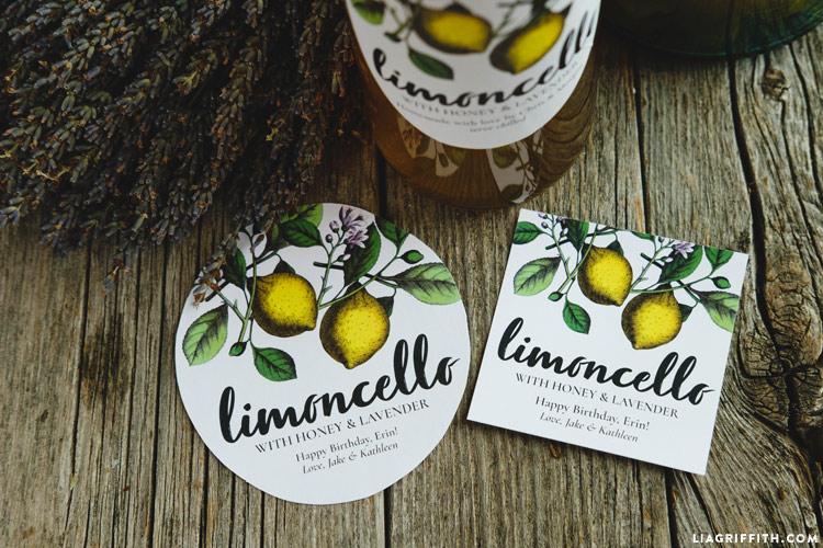 Limoncello Tags