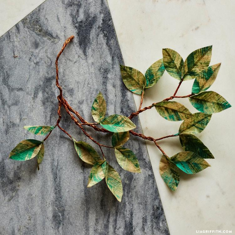 DIY Tree Branch